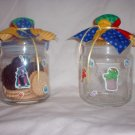 Sesame Cookie Jars