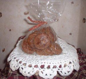 Mini Cinnamon Cookie Tarts