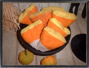 Candy Corn Bowl Fillers