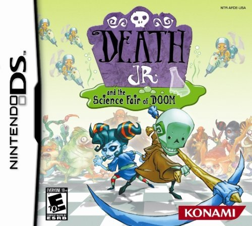 Death Jr. and the Science Fair of Doom (NEW)