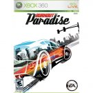 BURNOUT PARADISE MINT CONDITION (USED)