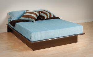 ESPRESSO FULL PLATFORM BED
