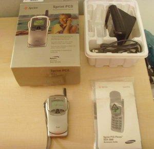 Sprint Samsung Dual Band SCH-3500
