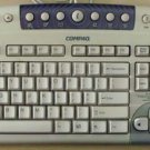 Compaq Keyboard 5000 Series PC Desktop nice whiteQuartz