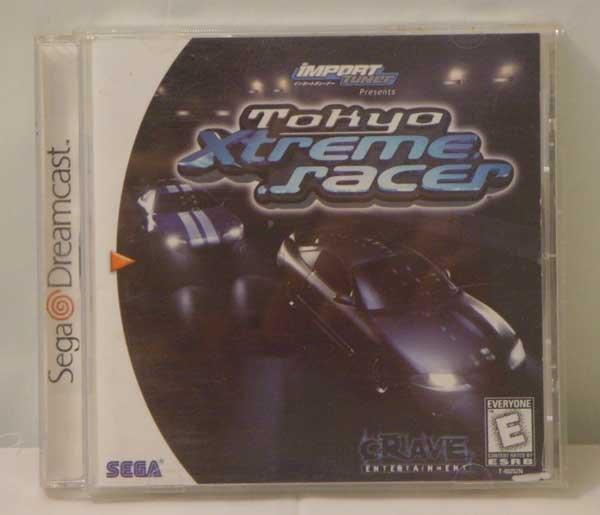 Import Tuner's Tokyo Xtreme Racer (Sega Dreamcast)