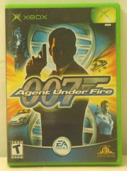 James Bond 007:  Agent Under Fire (XBOX)