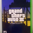 Grand Theft Auto III:  The Xbox Collection (XBOX)