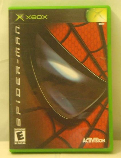 Spiderman:  The Movie (XBOX)