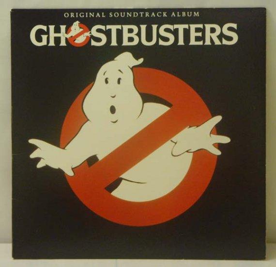 Ghostbusters Original Soundtrack Album (LP)