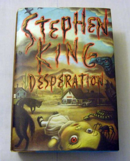 Stephen King's Desperation (First Edition)