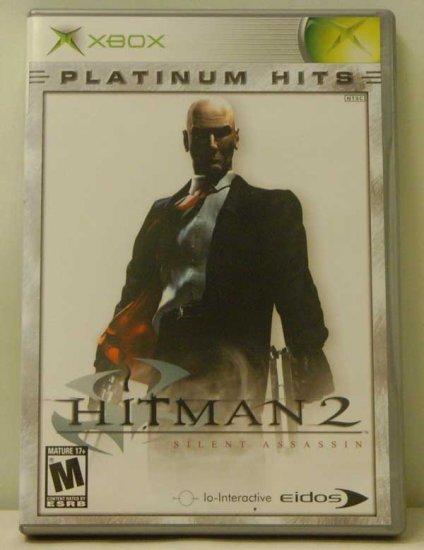 Hitman 2:  Silent Assassin (Xbox)