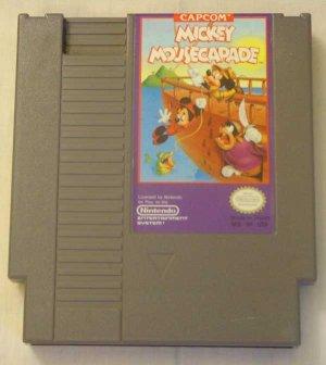 Mickey Mousecapade (Nintendo)