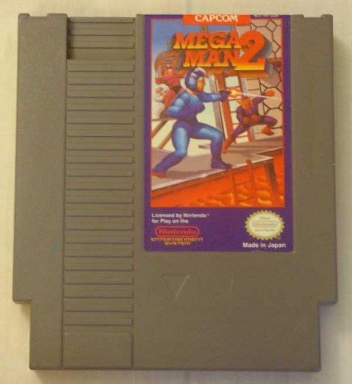 Megaman 2 (Nintendo) -- A Classic!!!!