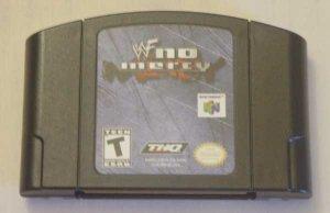 WWF No Mercy (Nintendo 64)