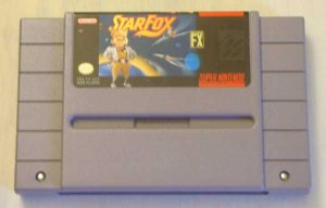 Star Fox (SNES) -- A Classic!!!