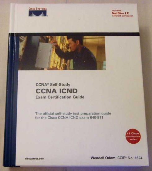 CCNA Self-Study CCNA ICND Exam Certification Guide