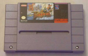 Disney's Hook (SNES)