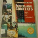 Communicating in Professional Contexts