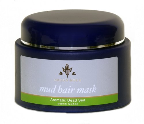 Argan Body Mud Hair Mask