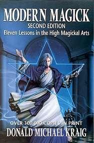 Modern Magick by Donald Kraig