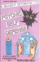 DVD: Psychic Self Defense, 5 Steps