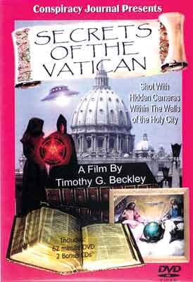 DVD: Secrets of the Vatican