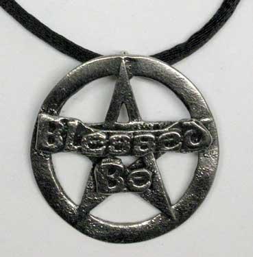 Blessed Be Pentagram