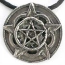Celtic Snake of Wisdom Pentagram