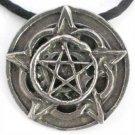 Celtic Snake of Wisdom Pentagram