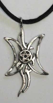 Cresent Moon Pentagram