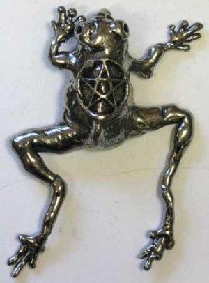 Frog Prince Pentagram