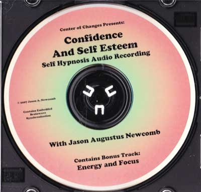 CD: Confidence and Self Esteem