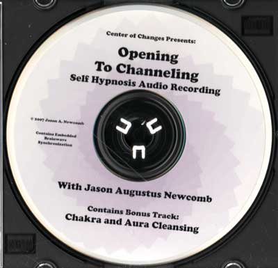 CD: Opening to Channeling