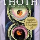 Thoth Tarot (small) by Crowley