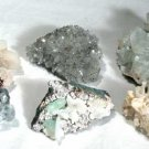 Crystal Clusters: Various Stones, Single