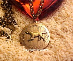 Pointer Dog Photo Locket Necklace ... Jewelry for Dog Lovers