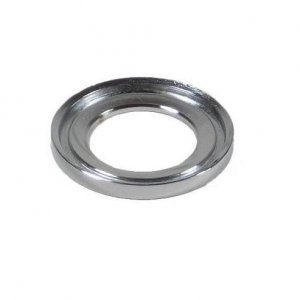 Chrome Mounting Ring for Vessel Sink