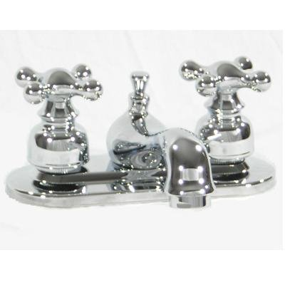 The Berlin (Polished Chrome Faucet) Model E-04
