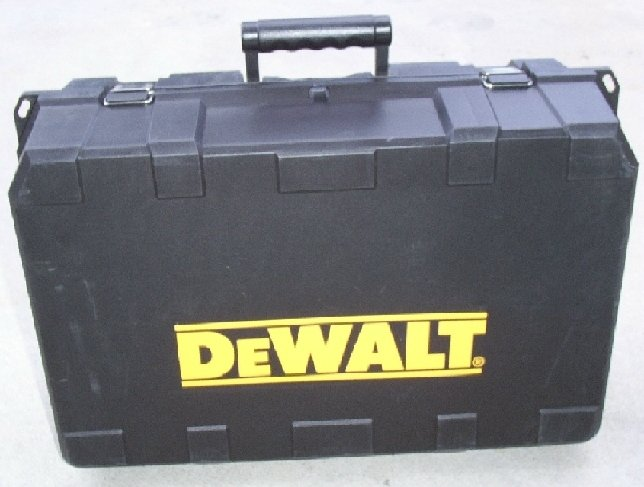Dewalt DCX6401 Case Only Brand New