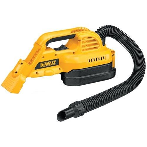 DC515 Dewalt HD 18v ½ Gallon Portable Wet/Dry Vacuum
