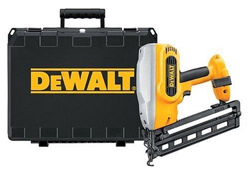 DC618 Dewalt Cordless 16 Guage Nailer 18 volt w/ Case