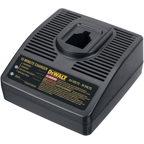 DW9117 Dewalt 15 Minute Battery Charger 7.2v - 18v