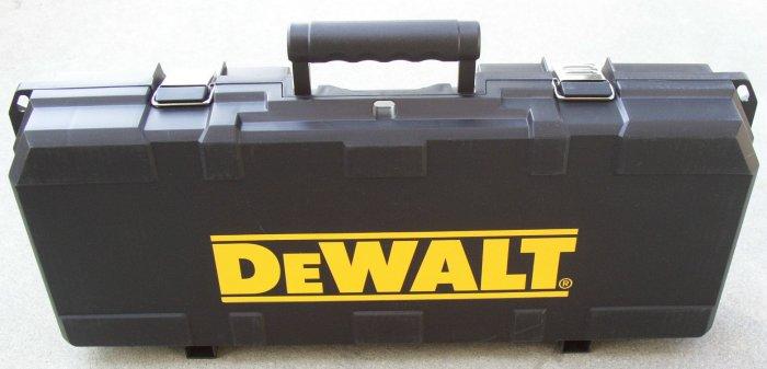 DC2PAKSA Dewalt18v 2-Tool Case