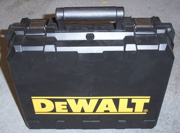 Dewalt DC330 Cordless Jig-Saw Case