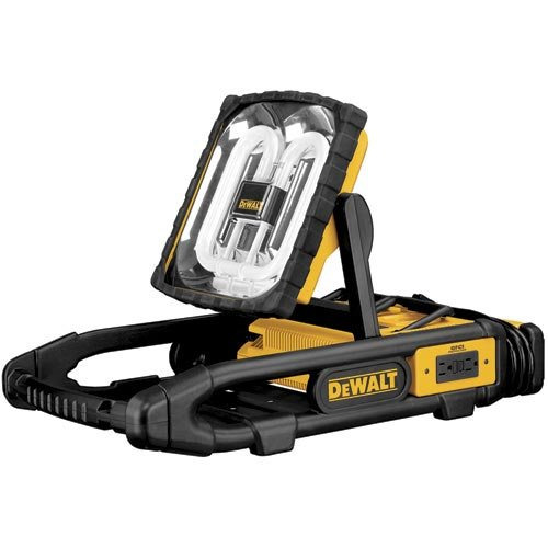 DC022 Dewalt Cordless/Corded Worklight/Dual Port Charger w/ GFCI Protection