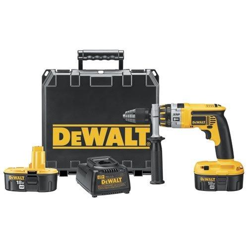 """DC926KA Dewalt ½"""" 18 volt Cordless HammerDrill Drill Kit"""