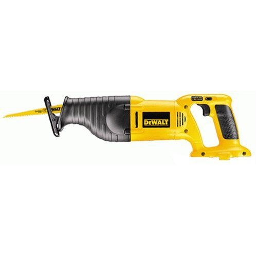 DW938  DeWalt 18 Volt Reciprocating Saw