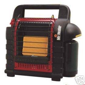 Mr. Heater Portable Buddy 9,000 BTU Propane Heater MH9B