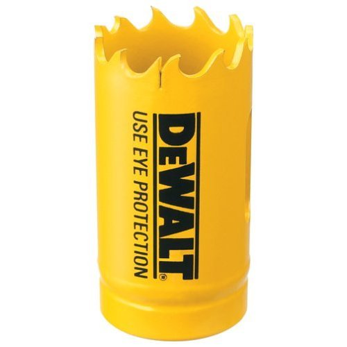 D180014 DEWALT  7/8-Inch (22MM) Standard Bi-Metal Hole Saw