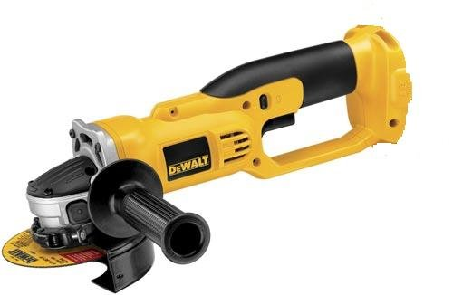 DC411 Dewalt 18v Cordless Cut-Off Tool Grinder NANO Lithium-ion Design